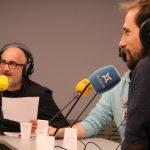 """El programa """"Espècies Protegides"""" de SER Catalunya, a l'Espluga FM Ràdio. (Foto: Gerard Bosch)"""