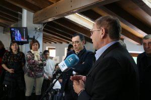 Acte d'inauguració dels nous estudis de l'EFMR (Albert Grinyó)