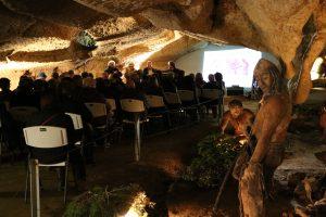50 anys del Pessebre Vivent de l'Espluga a la Cova de la Font Major