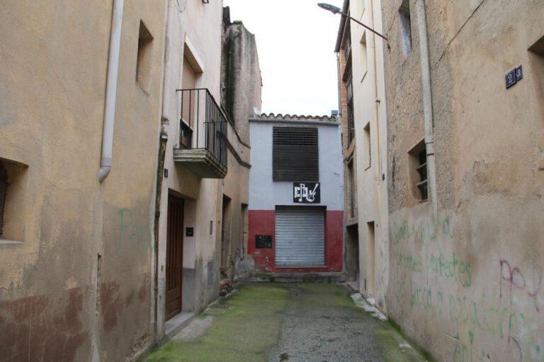 Montblanc modifica el pla general per evitar els bars musicals al centre històric