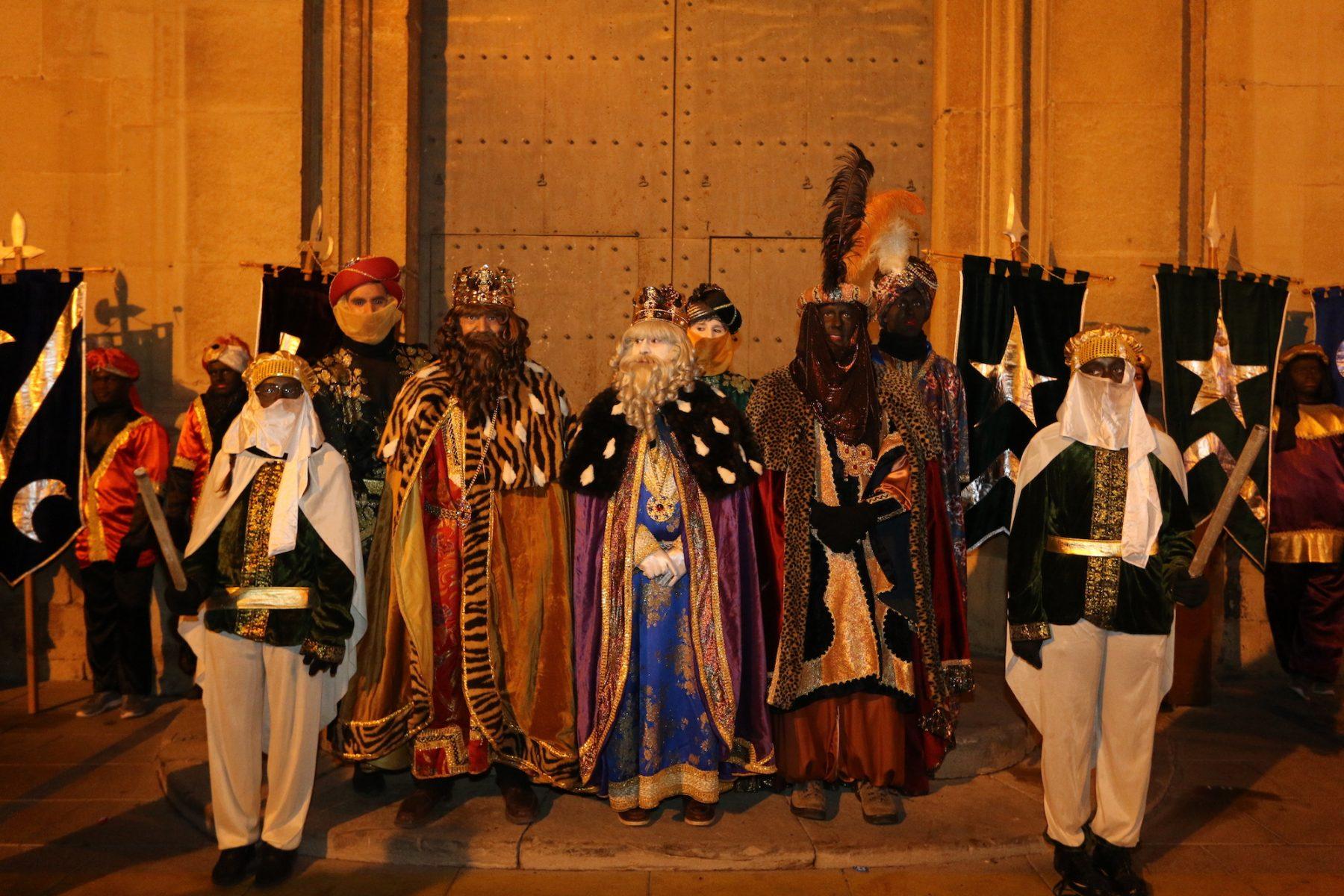 Cavalcada dels Reis d'Orient a l'Espluga 2019 (Foto: Pep Morató)