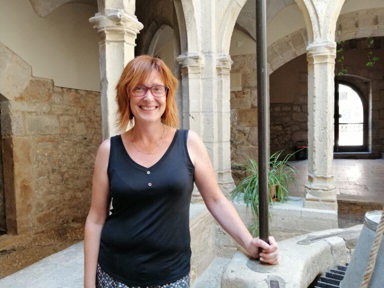 Montse Gomà es converteix en la nova directora de l'Arxiu Comarcal de la Conca